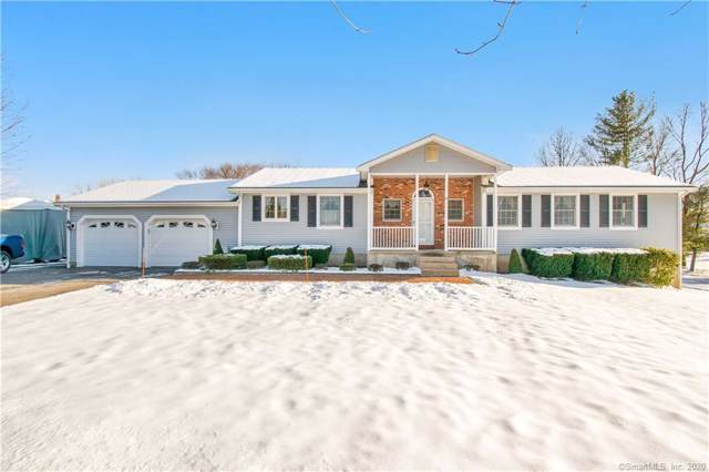 10 Hayfield Circle, Enfield, CT 06082 (MLS #170264145) :: Spectrum Real Estate Consultants