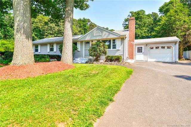 89 Dart Hill Road, South Windsor, CT 06074 (MLS #170264187) :: Spectrum Real Estate Consultants
