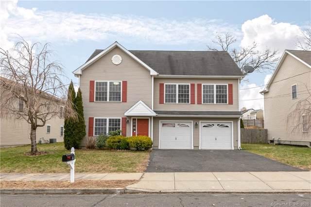 40 Erika Circle, Bridgeport, CT 06606 (MLS #170264214) :: Mark Boyland Real Estate Team