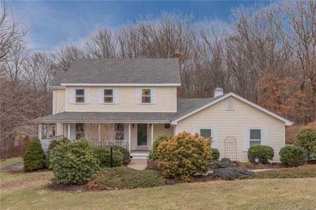 14 Deer Run Drive, Colchester, CT 06415 (MLS #170264224) :: Michael & Associates Premium Properties | MAPP TEAM