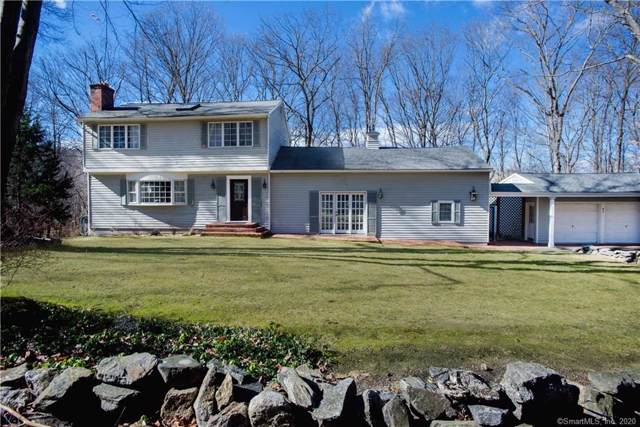 47 Laurel Lane, Ridgefield, CT 06877 (MLS #170264286) :: The Higgins Group - The CT Home Finder