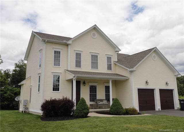 11 Meeting House Lane, Enfield, CT 06082 (MLS #170264330) :: NRG Real Estate Services, Inc.