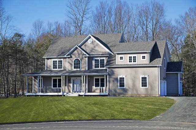 lot45 Shane Drive, Southbury, CT 06478 (MLS #170264381) :: The Higgins Group - The CT Home Finder