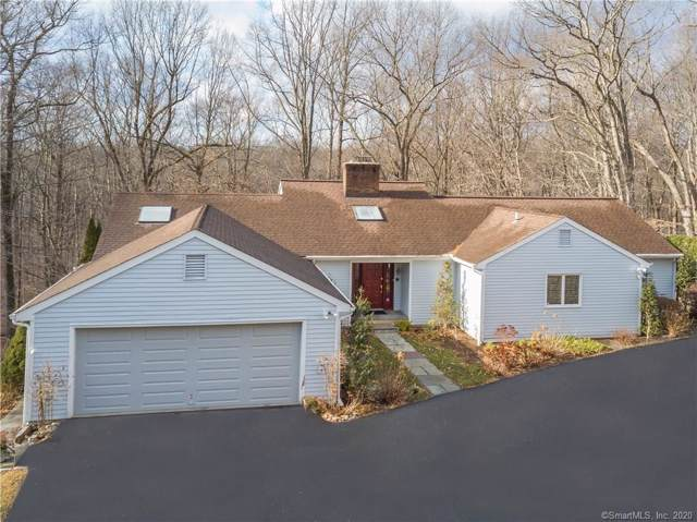 24 Silvermine Woods #24, Wilton, CT 06897 (MLS #170264621) :: The Higgins Group - The CT Home Finder