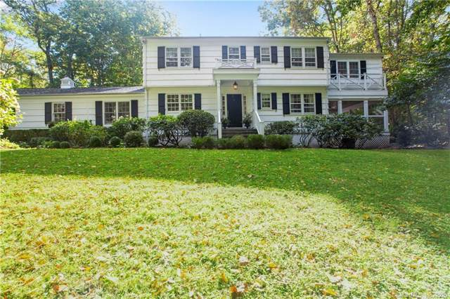 81 Mariomi Road, New Canaan, CT 06840 (MLS #170264678) :: Mark Boyland Real Estate Team
