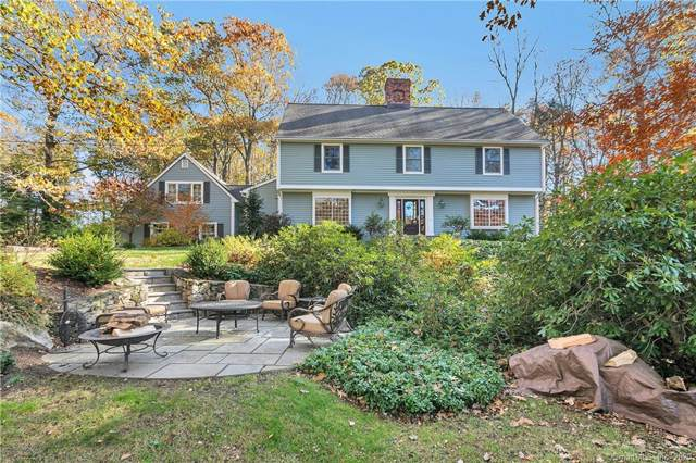 56 Red Fox Lane, Trumbull, CT 06611 (MLS #170264789) :: The Higgins Group - The CT Home Finder