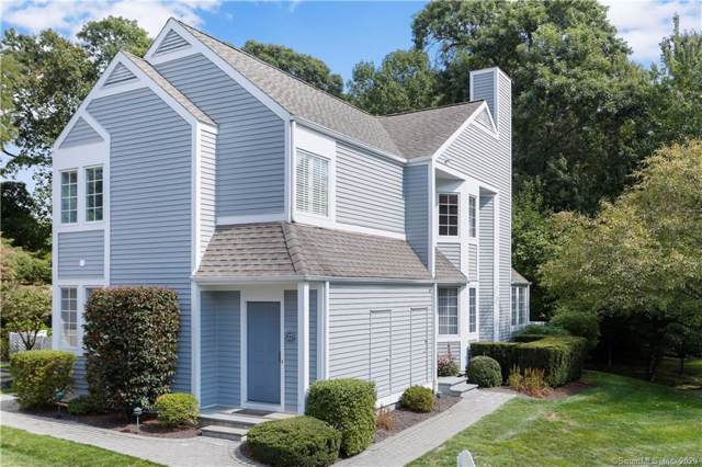27 Hale Lane, Darien, CT 06820 (MLS #170264878) :: The Higgins Group - The CT Home Finder