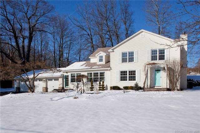 57 Westledge Road, Simsbury, CT 06092 (MLS #170264913) :: The Higgins Group - The CT Home Finder