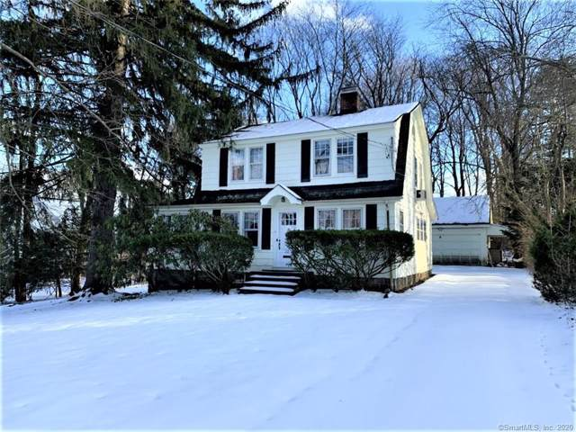 133 Woodland Road, New Canaan, CT 06840 (MLS #170264990) :: Mark Boyland Real Estate Team