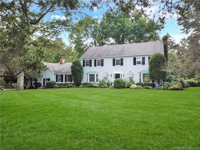 667 Carter Street, New Canaan, CT 06840 (MLS #170264993) :: Mark Boyland Real Estate Team