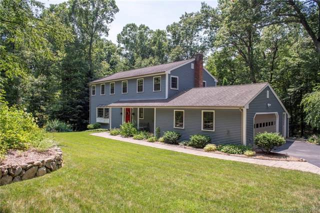 20 Washbrook Road, Newtown, CT 06470 (MLS #170265004) :: Kendall Group Real Estate | Keller Williams