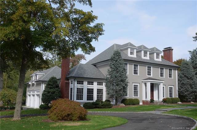 50 Peaceable Street, Ridgefield, CT 06877 (MLS #170265011) :: The Higgins Group - The CT Home Finder