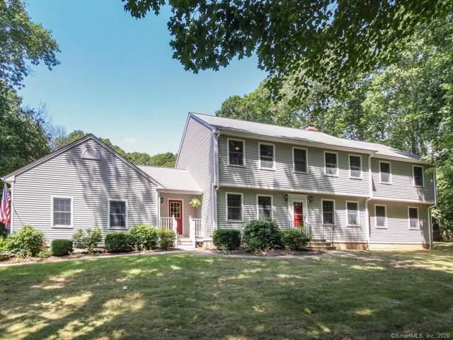 2 Summer Lane, Marlborough, CT 06447 (MLS #170265013) :: Spectrum Real Estate Consultants