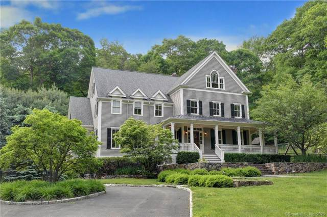 7 Eleven Levels Road, Ridgefield, CT 06877 (MLS #170265019) :: The Higgins Group - The CT Home Finder