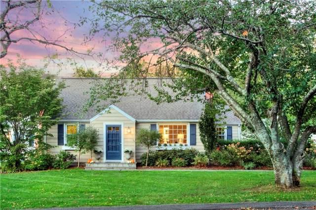 2328 N Benson Road, Fairfield, CT 06824 (MLS #170265034) :: Spectrum Real Estate Consultants