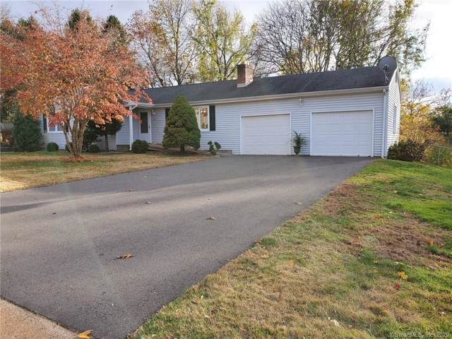 130 High Street, South Windsor, CT 06074 (MLS #170265036) :: Spectrum Real Estate Consultants