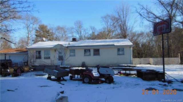 16 Camp Road, Canterbury, CT 06331 (MLS #170265050) :: Spectrum Real Estate Consultants