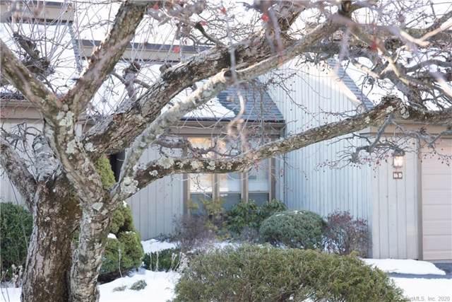 16 Heritage Crest D, Southbury, CT 06488 (MLS #170265058) :: Spectrum Real Estate Consultants