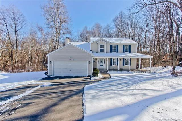 94 Springwood Lane, Bloomfield, CT 06002 (MLS #170265129) :: The Higgins Group - The CT Home Finder