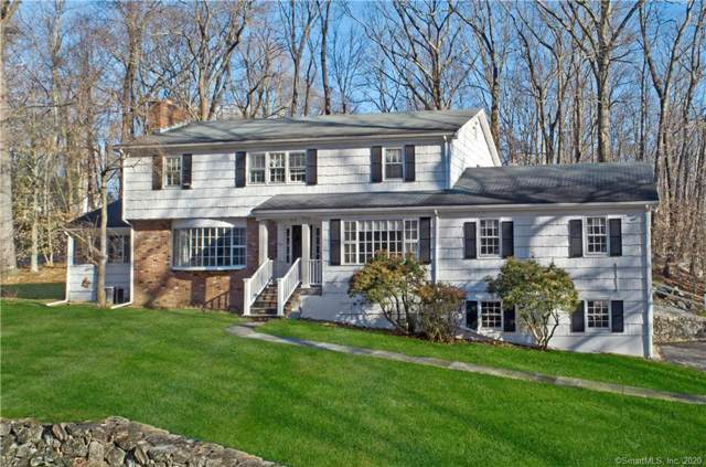 60 Fox Hill Road, Stamford, CT 06903 (MLS #170265140) :: Kendall Group Real Estate | Keller Williams
