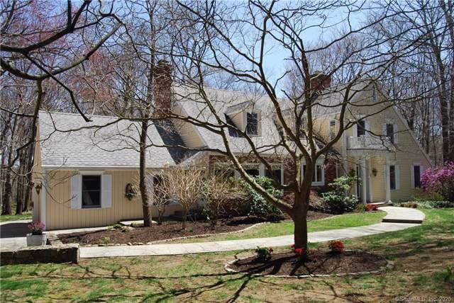 66 Farview Farm Road, Redding, CT 06896 (MLS #170265152) :: Kendall Group Real Estate | Keller Williams
