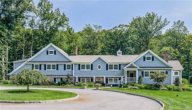 60 Parting Brook Road, New Canaan, CT 06840 (MLS #170265263) :: The Higgins Group - The CT Home Finder