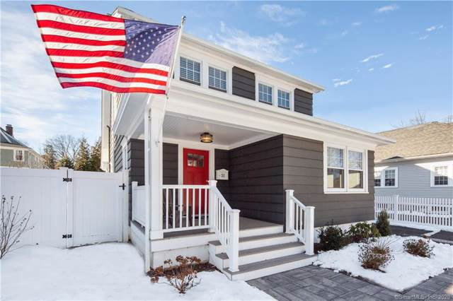 31 Old Spring Road, Fairfield, CT 06824 (MLS #170265324) :: Mark Boyland Real Estate Team
