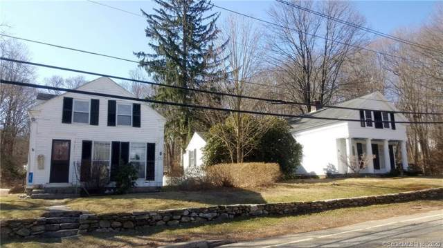 25-27 Hebron Road, Andover, CT 06232 (MLS #170265333) :: Anytime Realty