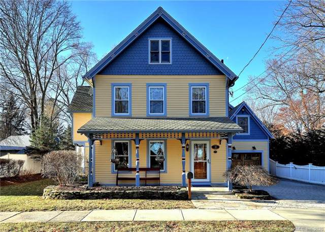 31 Pond Street, Milford, CT 06460 (MLS #170265337) :: Team Feola & Lanzante | Keller Williams Trumbull