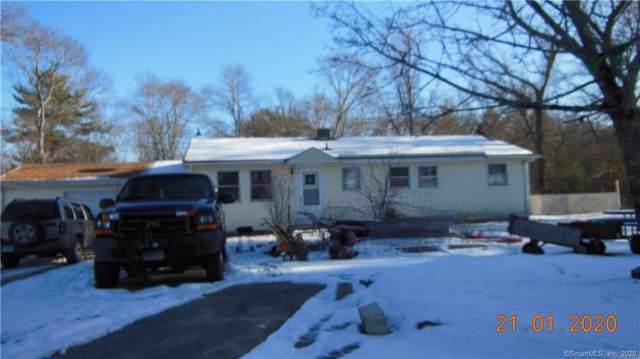 16 Camp Road, Canterbury, CT 06331 (MLS #170265340) :: Spectrum Real Estate Consultants