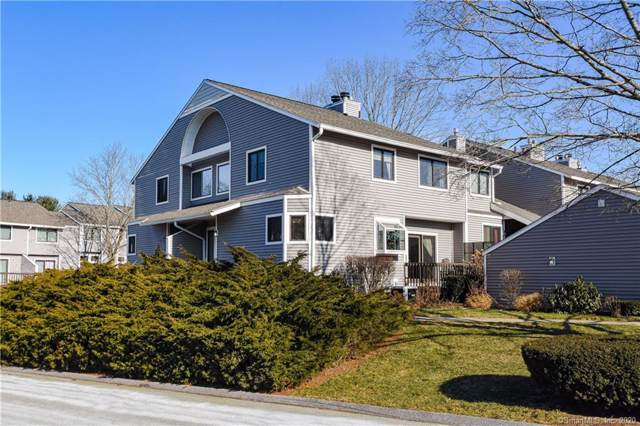 401 Mill Pond Drive #401, South Windsor, CT 06074 (MLS #170265422) :: Spectrum Real Estate Consultants