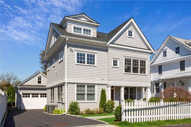 26 Connecticut Avenue, Greenwich, CT 06830 (MLS #170265464) :: The Higgins Group - The CT Home Finder