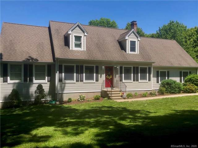 478 Bass Road, Scotland, CT 06280 (MLS #170265517) :: Anytime Realty