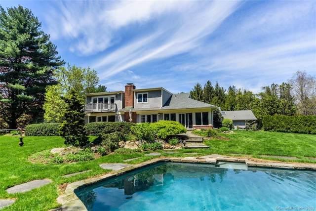 91 Old Hyde Road, Weston, CT 06883 (MLS #170265527) :: Mark Boyland Real Estate Team