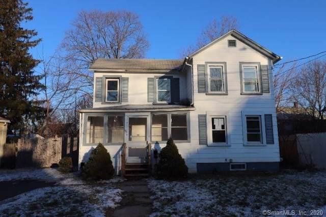 96 N 3rd Street, Meriden, CT 06451 (MLS #170265584) :: Kendall Group Real Estate | Keller Williams