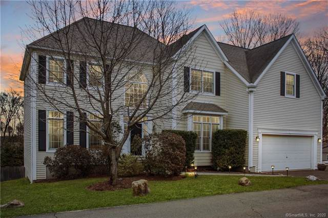 1 Silvermine Ridge, Norwalk, CT 06850 (MLS #170265588) :: The Higgins Group - The CT Home Finder