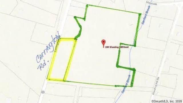 289 Wooding Hill Road, Bethany, CT 06524 (MLS #170265643) :: Mark Boyland Real Estate Team