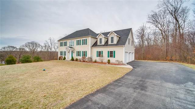 4 Evergreen Road, Haddam, CT 06441 (MLS #170265698) :: The Higgins Group - The CT Home Finder