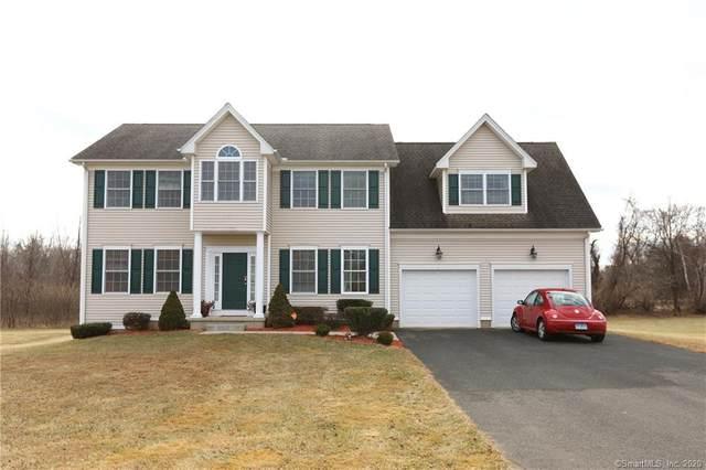 8 Napoleon Drive, East Windsor, CT 06016 (MLS #170265712) :: NRG Real Estate Services, Inc.