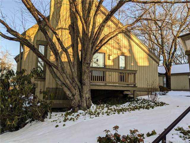 639 Heritage Village A, Southbury, CT 06488 (MLS #170265726) :: Spectrum Real Estate Consultants
