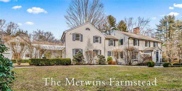 270 Merwins Lane, Fairfield, CT 06824 (MLS #170265745) :: The Higgins Group - The CT Home Finder