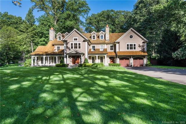 53 Hillside Road, Greenwich, CT 06830 (MLS #170265804) :: Michael & Associates Premium Properties | MAPP TEAM