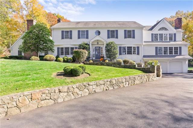 84 Londonderry Drive, Greenwich, CT 06830 (MLS #170265816) :: Michael & Associates Premium Properties | MAPP TEAM