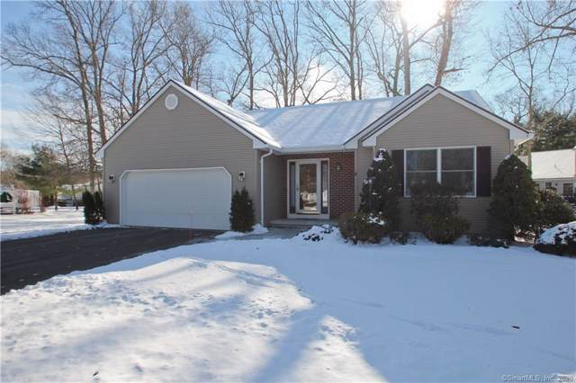 6 Knollwood Circle #6, Enfield, CT 06082 (MLS #170265846) :: Spectrum Real Estate Consultants