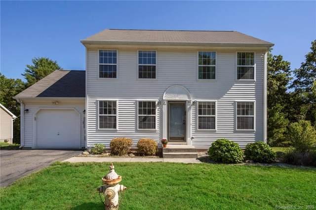 25 Hilltop Drive #25, Windham, CT 06256 (MLS #170265902) :: Mark Boyland Real Estate Team