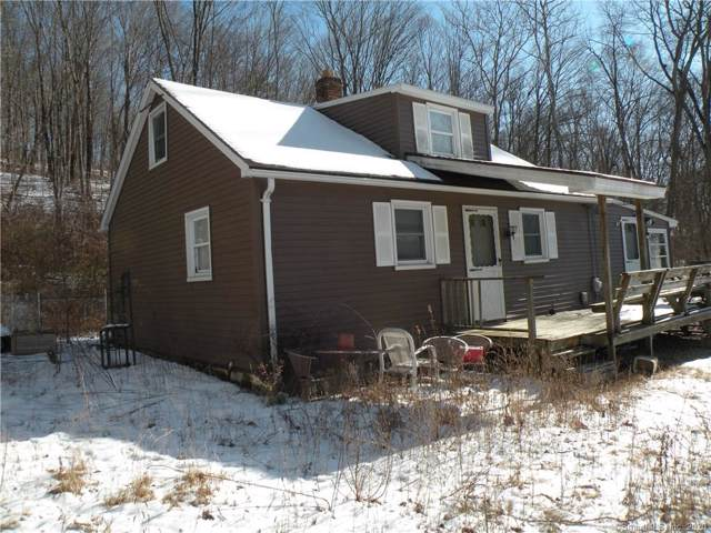 464 Canterbury Road, Plainfield, CT 06374 (MLS #170265989) :: Anytime Realty