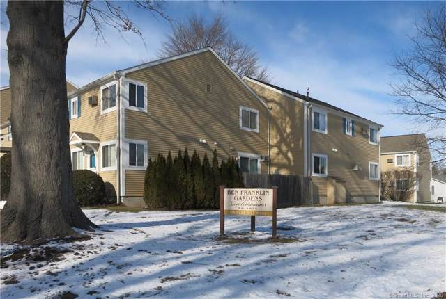 135 Flax Hill Road #29, Norwalk, CT 06854 (MLS #170266012) :: Kendall Group Real Estate   Keller Williams