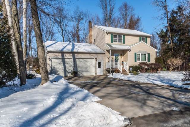 27 Lake Drive, Enfield, CT 06082 (MLS #170266078) :: Spectrum Real Estate Consultants