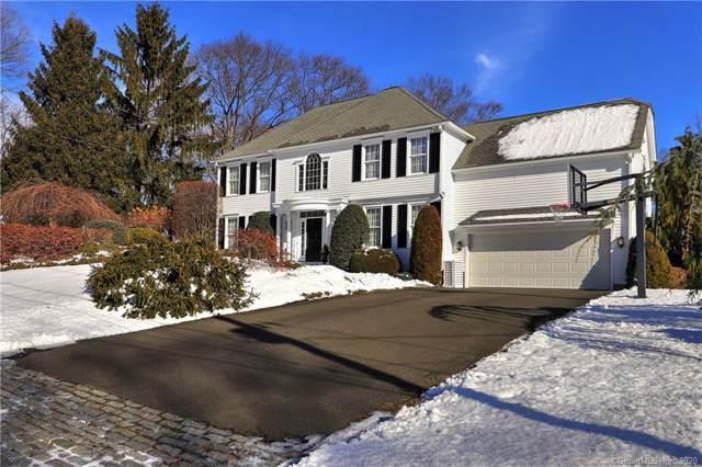 38 Fieldcrest Drive, Trumbull, CT 06611 (MLS #170266085) :: Mark Boyland Real Estate Team