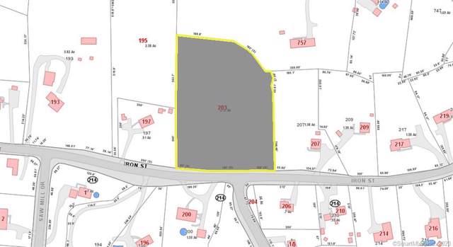 203 Iron Street, Ledyard, CT 06339 (MLS #170266117) :: Mark Boyland Real Estate Team
